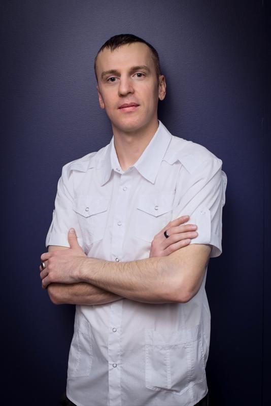 Детский массажист Купряшин А.Н.